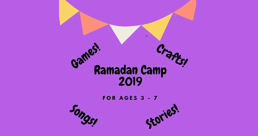 Mindful Muslim Montessori Ramadan Camp for Kids 2019