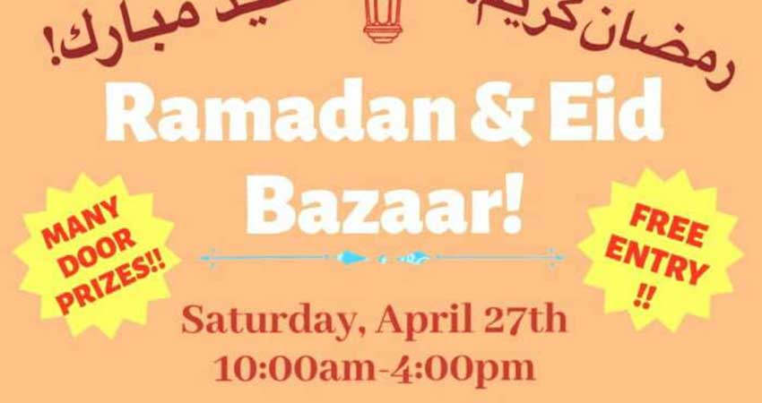 Ramadan and Eid Bazaar