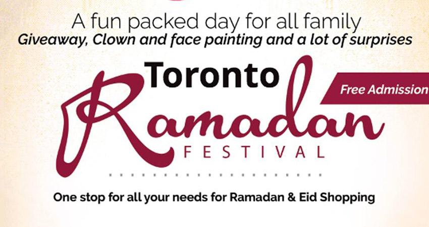 Ramadan Festival - Oakville