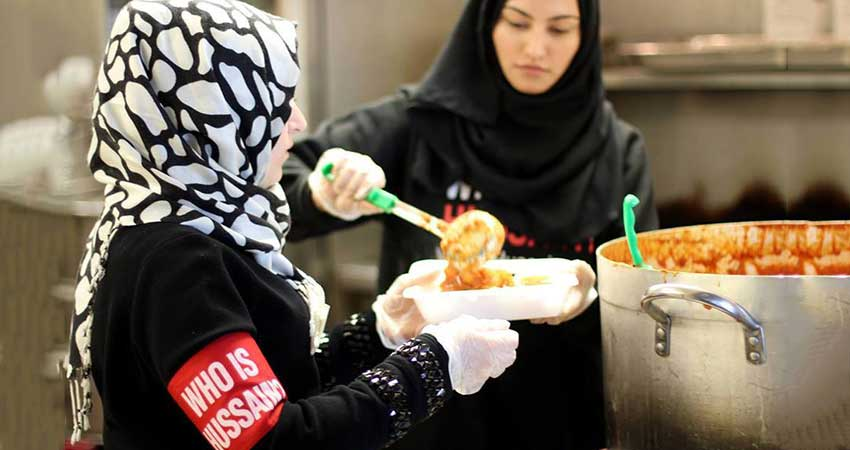 Who Is Hussain - Toronto Regent Meals - Feed Those in Need