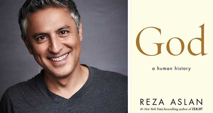 Curious Minds Weekend: Reza Aslan