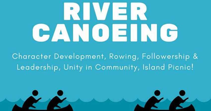 Al-Rashid Youth Club and MAC Youth River Canoeing