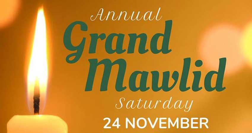Sanad Collective Grand Mawlid Celebration of Guidance