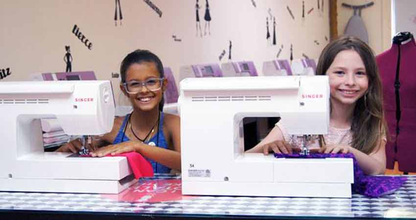 Ummah Masjid And Community Center Free Sewing Day for Girls