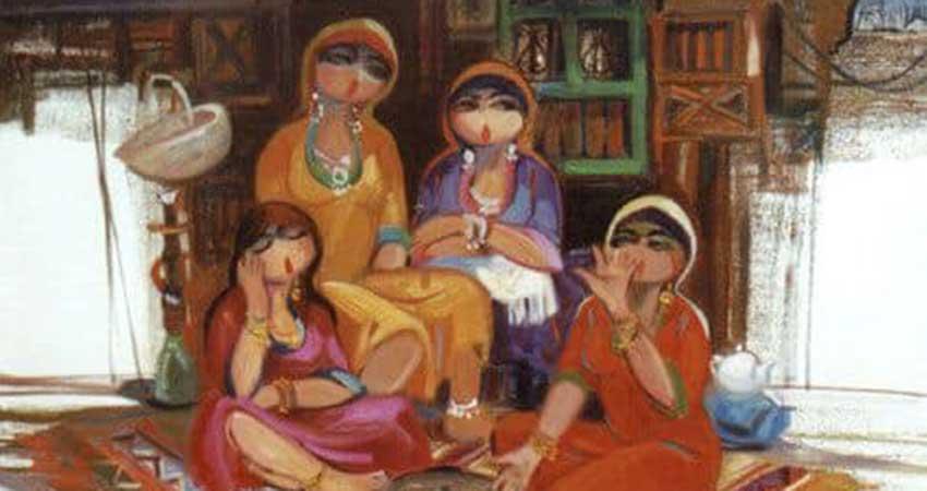 Shahrazad Gala: Ladies Iraqi Folk Fashion Show