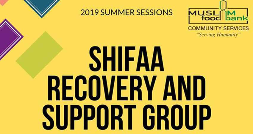 SHIFAA - Recovery and Support Group for Muslims
