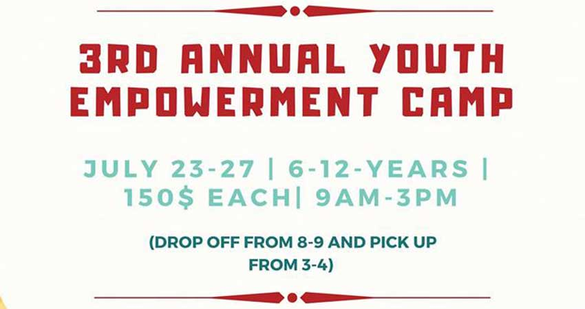 SNMC Annual Youth Empowerment Camp Registration