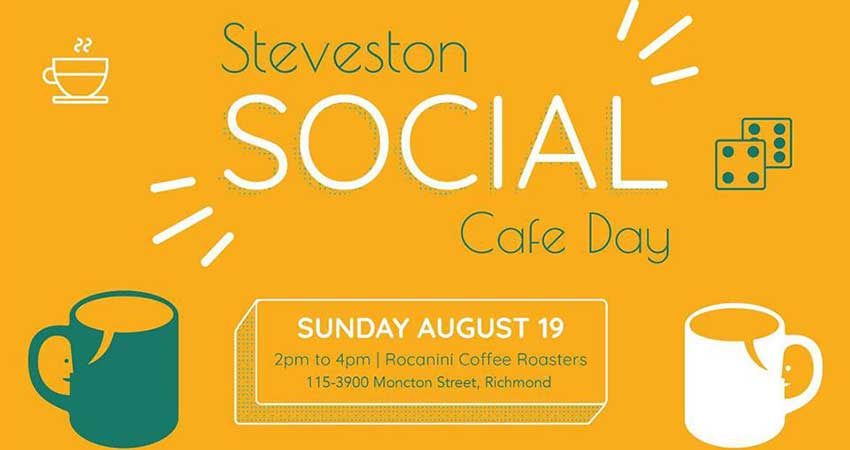 Voices of Muslim Women Steveston Social Cafe Day