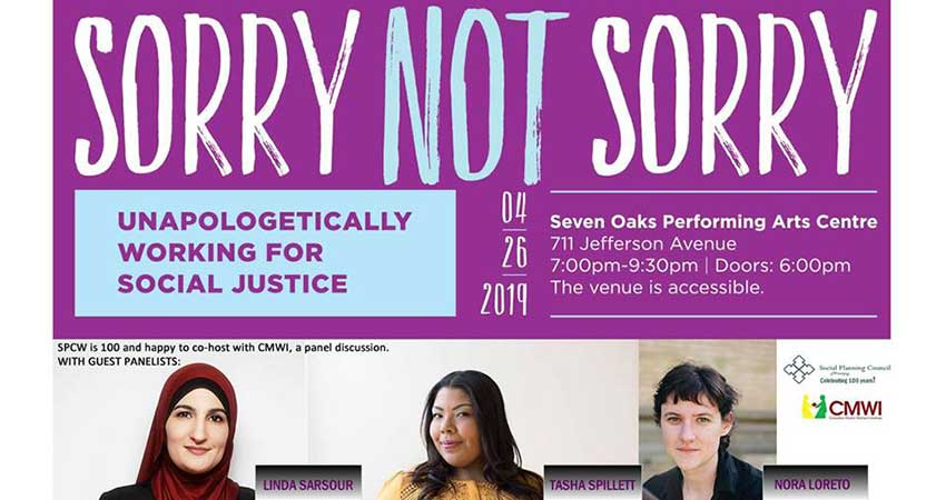 Sorry Not Sorry: Unapologetically Working for Social Justice with Linda Sarsour