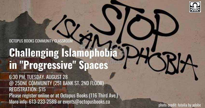 Challenging Islamophobia in