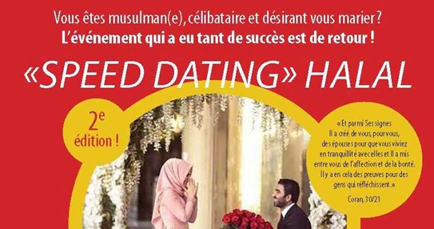 Association musulmane québécoise Speed Dating Halal