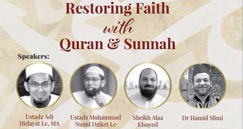 Muktamar Islam Indonesia Canada 2018