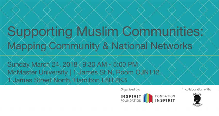 Supporting Muslim Communities: Mapping Community and National Networks