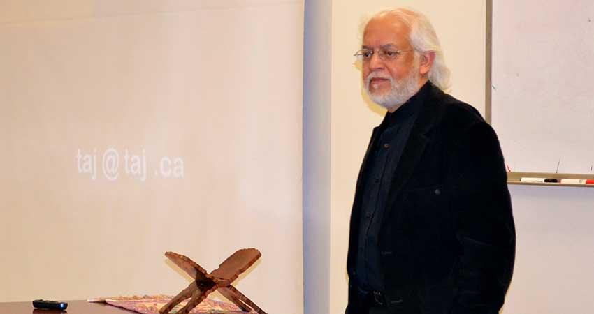 Seven Wonders of the Muslim Civilization with Professor H. Masud Taj (Register Now)