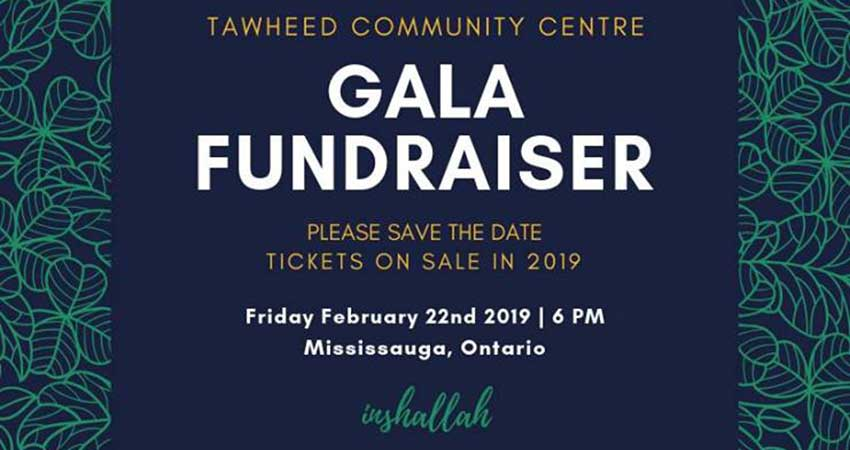 Tawheed Community Centre Gala