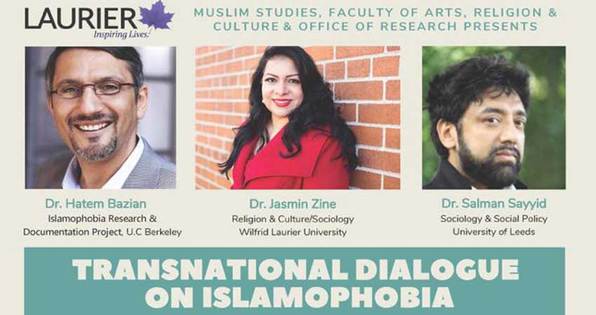Transnational Dialogue on Islamophobia