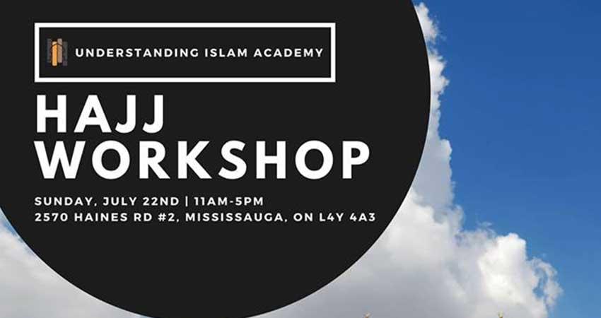 Understanding Islam Academy Canada Hajj Workshop