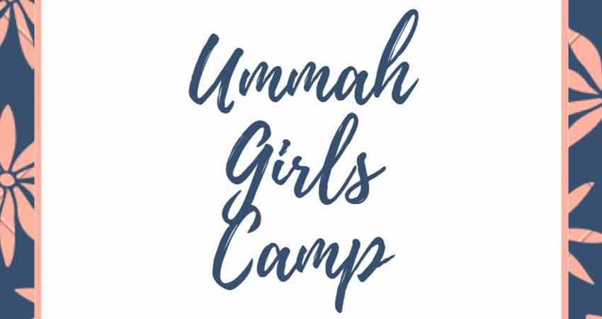 Ummah Masjid And Community Center Girls Day Camp