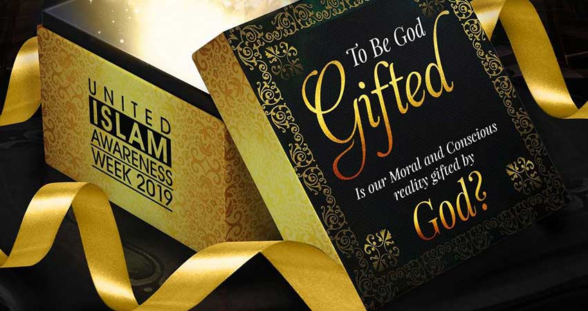 SFU MSA United Islam Awareness Week: To Be God Gifted?