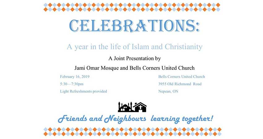 Celebrations: A year in the life of Islam and Christianity