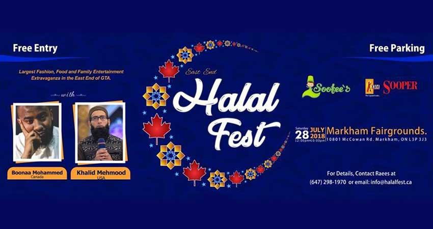 HalalFest - East End Halal Fest