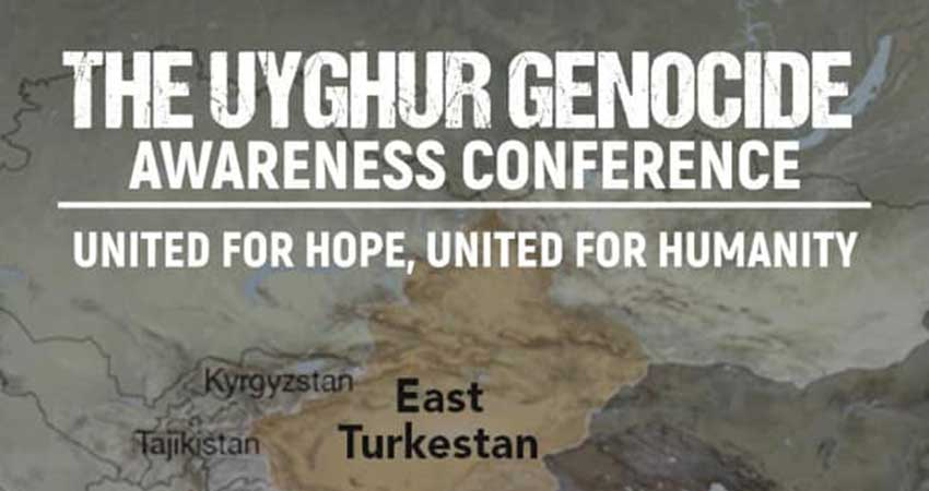 The Uyghur Genocide Awareness Conference