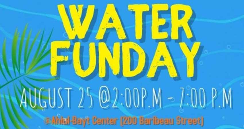 Ahlul-Bayt Center Ottawa Water Funday