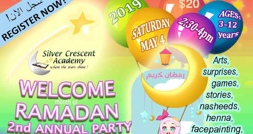 Welcome Ramadan Party