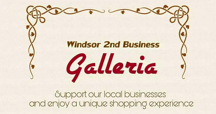 Windsor 2nd Business Galleria
