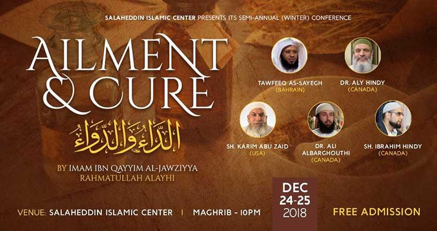 Salaheddin Winter Conference 2018