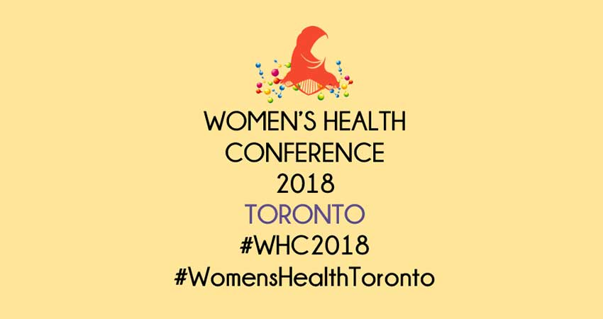 ANNISAA Organization of Canada Women's Health Conference 2018