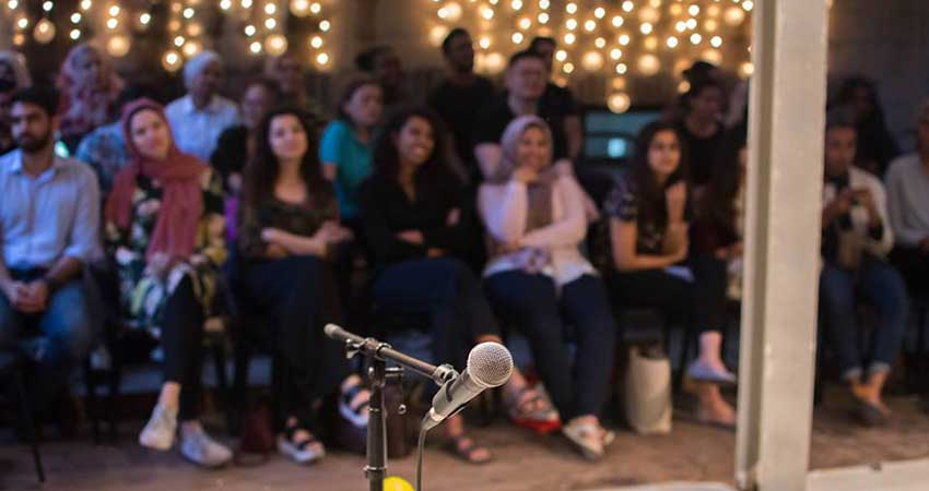 Muslim Writers Collective Toronto August 2018 Open Mic: One
