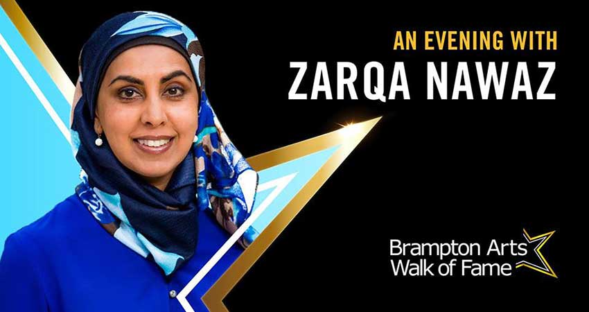 An Evening with Zarqa Nawaz