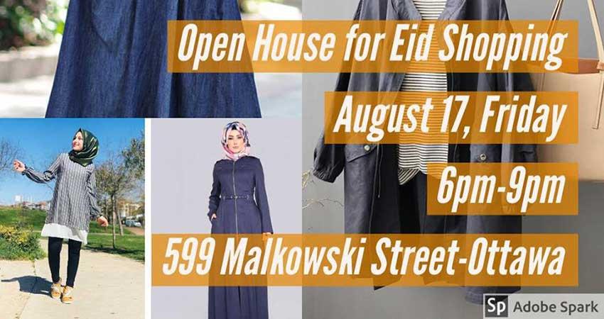 Zenith Fashion Open House for Eid Shopping