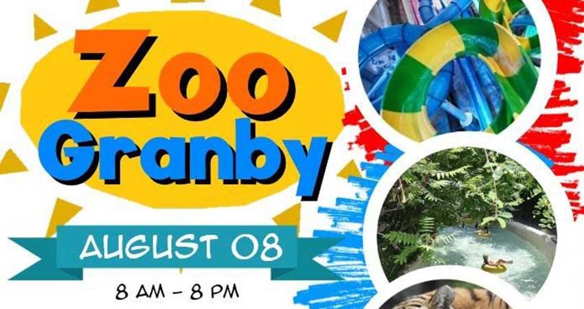 Mosquee Madani / Académie An-Noor Academy Zoo Granby Trip