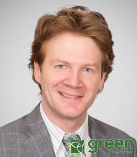 Andrew West Green Party of Ontario