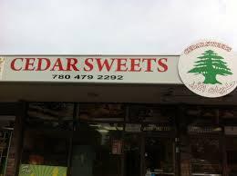 Cedar Sweets
