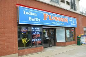 India Fusion Buffet (Fusion Indian Buffet & Café Lounge)