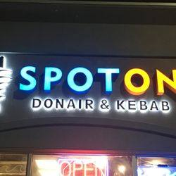 Spot on Donair & Kebab