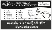 A & A Renovations & Construction