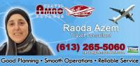 Raoda Azem - Amro Travel