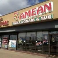 Amean Pizza and Donair
