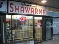 Highland Halal Shawarma