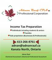 Adnan Rauf CPA Professional Corporation