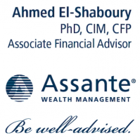 Ahmed El-Shaboury Ph.D., CIM®, CFP® - Assante Wealth Management