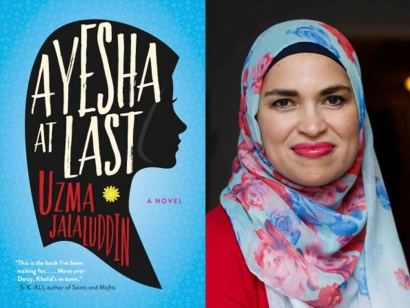 Muslim Canadian Novelist Uzma Jalaluddin will be in Ottawa This Wednesday