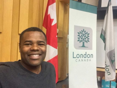 Mohamed Salih: On Being a City Councillor in London, Ontario