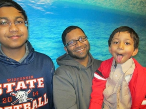 What Does Family Mean To You? Mohammed Saleem and Sons