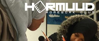 Somali Canadian Cultural Society of Edmonton is Recruiting Volunteers for Hormuud Homework Club