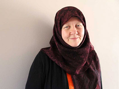 Barbara Helms: Challenging Stereotypes about Islam in Small Town Ontario